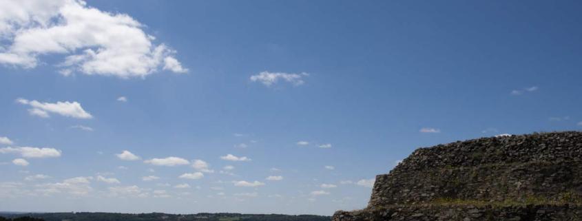 Cairn-de-Barnenez in Bretagne is het oudste gebouw van de wereld.