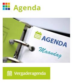 button klik hier voor de agendaplanning