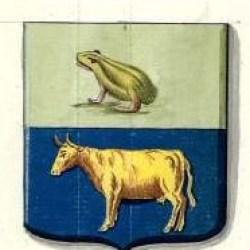 Wapen van Middelie 1819-1891