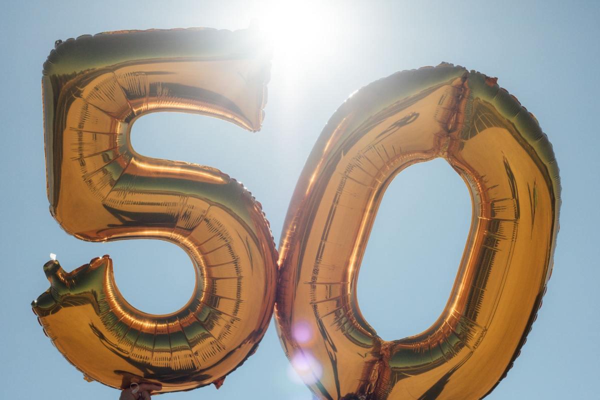 Dorpsraad 50 jaar