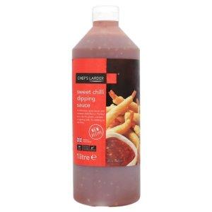 Larder piments doux Tremper la sauce du chef 1 Litre