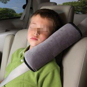Nmber-mm enfant Toddlerscar Sangle de sécurité de voiture ceintures de sécurité Oreiller épaule protection