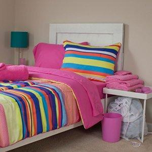 21 pi¨¨ces Sierra Kids Chambre et ensemble de serviettes de bain Comforter, Twin