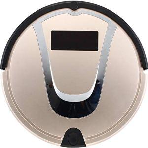 Robot Aspirateur Trois Modes De Nettoyage Chargement Automatique Durée De Nettoyage Définie Anti-collision Intelligente Conception Silencieuse,Gold