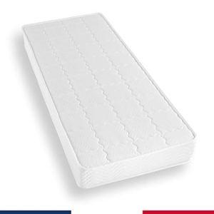 Matelas 70×160 confort medium 12cm