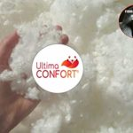 Abeil Premium – Couette Ultima Confort Percale de Coton 200 x 200 cm