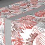 El Barco Parure de lit en Coton, 50% Polyester 90X190 Gris