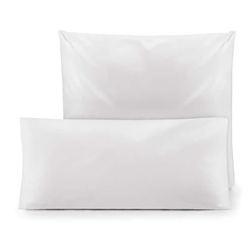 Blumtal – Housse De Coussin – Protège Oreiller Anti Acarien – Taie De Protection Qualité Supérieure – Toison Respirant – (40 x 80 cm) x 1