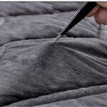 Housse Tête De Lit Protection En Tissu Protecteur De Chevet Anti-poussière Couvertur épaissir élastique Tout Compris Couverture De Arrière Stretch (Color : Pink, Size : 190cm(75″))