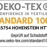 Schiesser Drap-housse en jersey et élasthanne 95 % coton 5 % élasthanne Convient pour lit à eau Dimensions : 100 cm x 200 cm Couleur : anthracite
