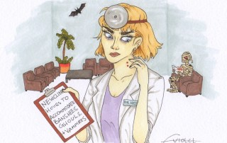 Sketchy Reviews – Bridport Book Shop