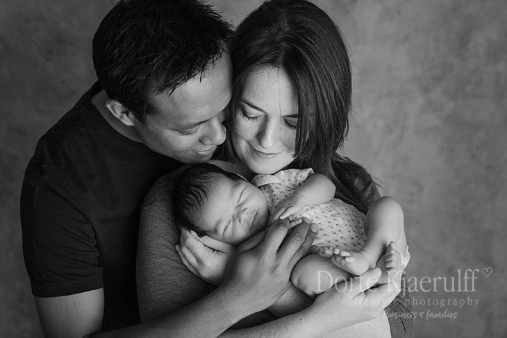 Newborn baby photography Market Harborough
