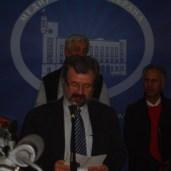 Vice kulturministeren holder tale - og åbner udstillingen