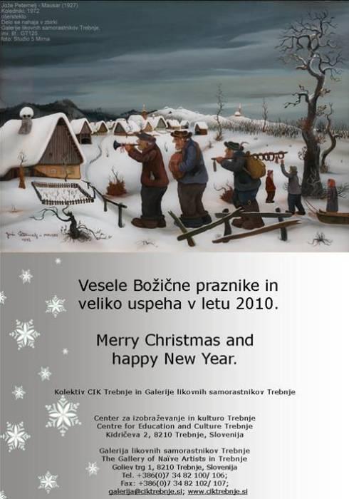 Fra Galerija likovnih samorastnikov, Trebjne, Slovenien