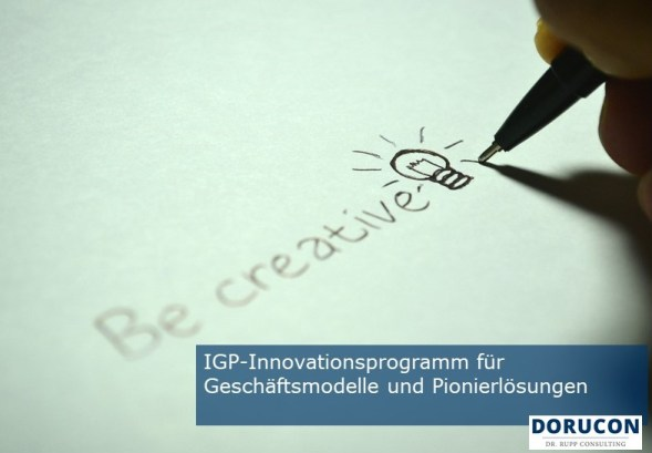 IGP Innovationsprogramm -DORUCON