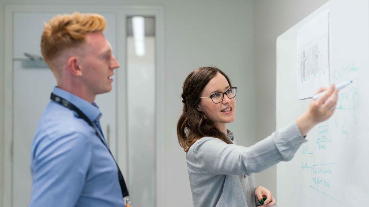 Werkstudent Technologie-und Innovationsberatung (m/w/d)