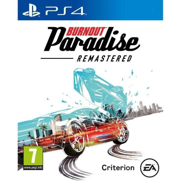 Burnout Paradise: Remastered PS4