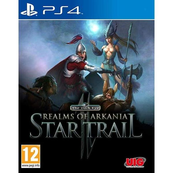 Realms of Arkania: Startrail PS4