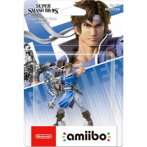 Amiibo Richter Super Smash Bros. Collection 82