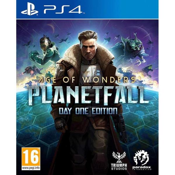 Age of Wonders: Planetfall Day One Edition PS4
