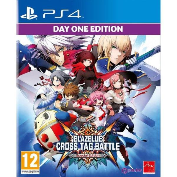 BlazBlue Cross Tag Battle Special Edition - Day One Edition PS4