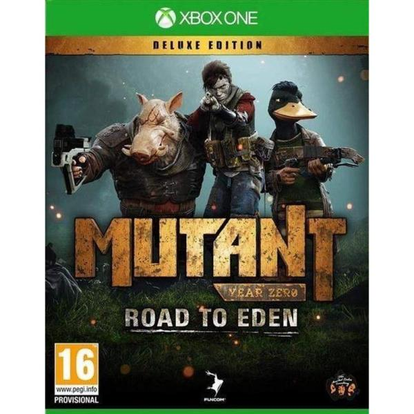 Mutant Year Zero: Road to Eden Deluxe Edition Xbox One