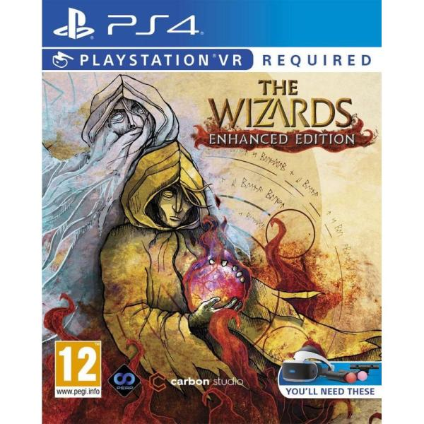 The Wizards Enhanced Edition VR PS4