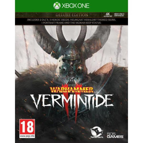 Warhammer: Vermintide 2 Deluxe Edition Xbox One