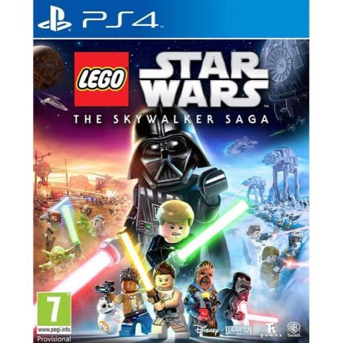 LEGO Star Wars: The Skywalker Saga PS4