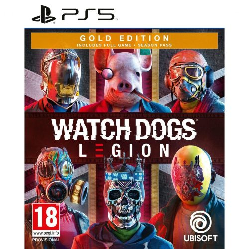 Watch Dogs: Legion Gold Edition PS5