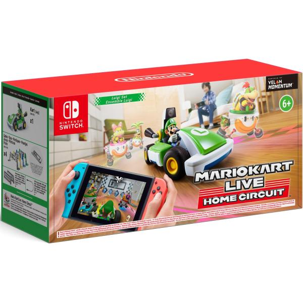Mario Kart Live: Home Circuit - Luigi Edition Nintendo Switch