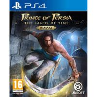 Prince of Persia: The Sands of Time Remake PS4