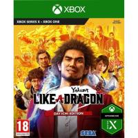 Yakuza: Like a Dragon Day Ichi Edition Xbox Series X
