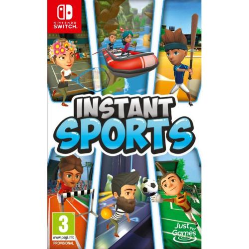 Instant Sports (Code in a Box) Nintendo Switch