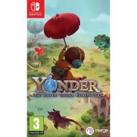 Yonder: The Cloud Catcher Chronicles Refresh Nintendo Switch