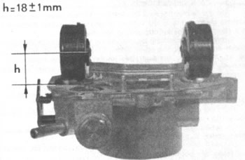Desarme y reglaje de Carburador de doble cuerpo. (3/4)