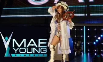 Viendo el Mae Young Classic  (Parte I)