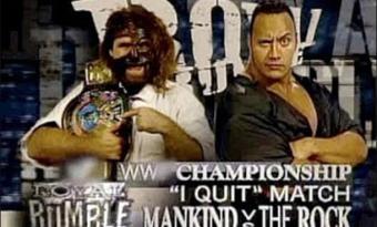 Cinco grandes combates por los campeonatos mundiales en Royal Rumble
