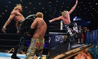 Review NJPW Dominion 2018