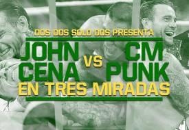 John Cena vs CM Punk Money in the Bank 2011