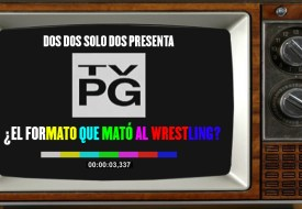 PG: ¿El formato que mató al wrestling?