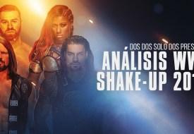 WWE Shake-Up: Los mejores cambios y los llamados a ser apuestas