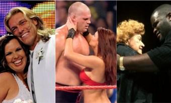 Los mejores y más rancios romances en la historia de WWE