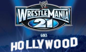 Recordando WWE WrestleMania 21