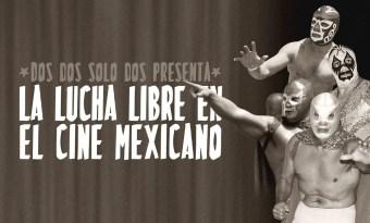Lucha libre en el cine mexicano