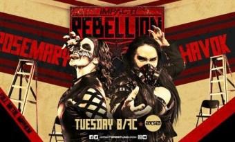 Review Impact Wrestling: Rebellion (Noche 1 y 2)