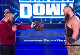 Resultados Friday Night SmackDown 08.05.2020