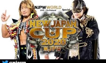 NJPW: Resultados día 3 New Japan Cup 2020