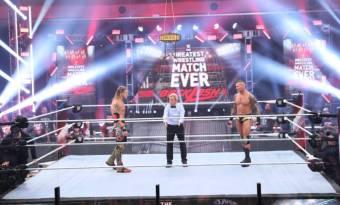 CM Punk sobre el Edge vs Orton en Backlash: Les he visto mejores combates