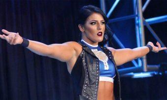 Tessa Blanchard estaría en contacto con WWE